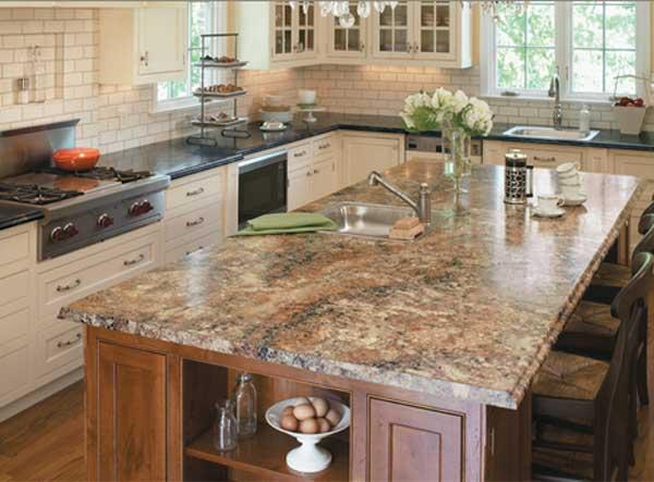 Countertop Materials Formica : formica_countertop - Kevin Fahy Kitchens & Baths, Inc.
