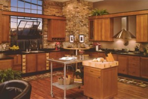 come see our hickory cabinets in utica ny