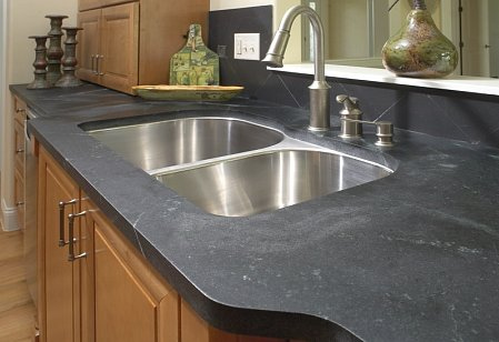Soapstone Countertops in the Utica, NY Area on