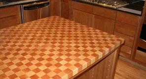 custom wood countertop utica ny