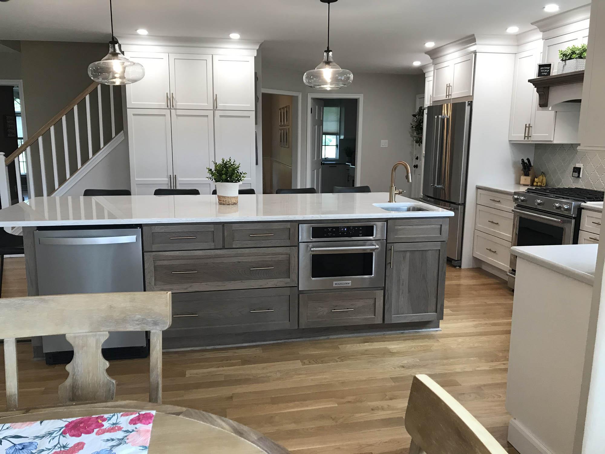 Kitchen & Bathroom Design Ideas and Gallery